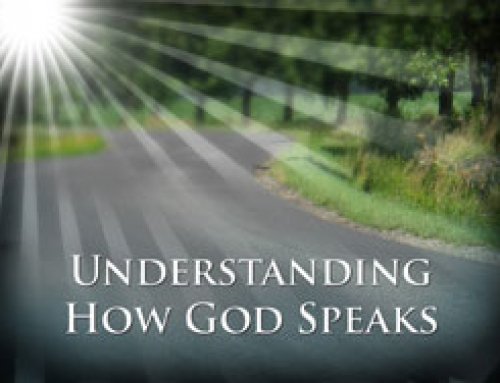 Study 3 – How God Speaks and Reveals the mystery