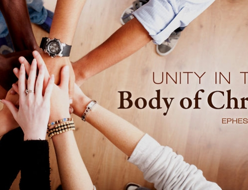 The True Body of Christ, A Habitation of God in the Spirit